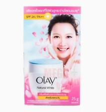 OLAY NATURAL WHITE ALL-IN-ONE PINKISH FAIRNESS SPF24 PA+ WHITENING DAY CREAM 25G
