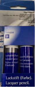 Vauxhall Satin Steel Grey Touch Up Scratch Chip Repair Pencil Pen Paint 95599791