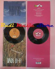 LP 45 7'' REBELSKI Scarecrow Dads hi-fi 2002 eu HEAVENLY no cd mc dvd