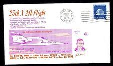 USA 25th X-24b Flight 133rd Lift Body Flight John Manke
