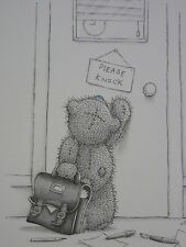 Good Luck in your NEW JOB - Small - Tatty Teddy Me to You -  Greeting Card