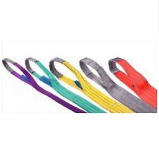 More details for duplex lifting sling webbing strap towing lift hoist strop heavy duty web slings