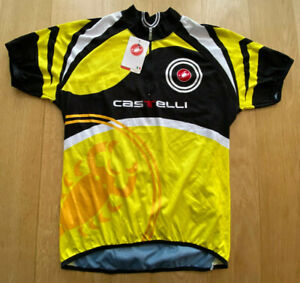 Brand New Original CASTELLI CYCLING Jersey L