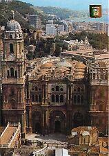 Spain Malaga Costa del Sol The Cathedral Postcard
