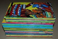 Collection Complète Captain América N° 1 à 27 (aredit artima color) - TBE ! Rare