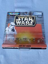 New listing Vintage - New Star Wars - Micro Machines - Echo Base Troops 1996 - Galoob Toys