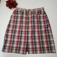 Eddie Bauer Plaid Skirt Women's Size 12