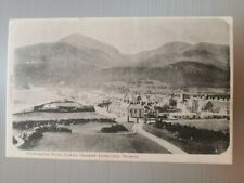 Postcard Newcastle From Slieve Donard Hotel Co Down. Postmark 1903
