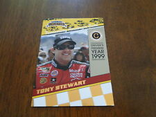 2011 Press Pass Legends #50 Tony Stewart Card