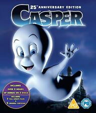 Casper (with DVD - Double Play (25th Anniversary Edition)) [Blu-ray]