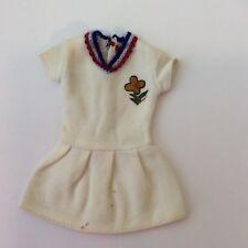 Jolie robe #F Costume Sindy ou SIM taille poupée vintage DOLLS CLOTHES