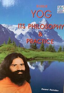 Yog: Its Philosophy and Practice, Swami Ramdev, NEW Condition Book, ISBN 818923