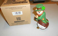 Bad Taste Bears the Leprechaun Bears of Britain NUOVO IN BOX