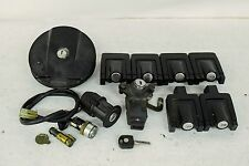 1985 BMW K100 K 100 RS RT LT K75 75 LOCK SET GAS CAP IGNITION SWITCH LUGGAGE