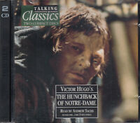 Victor Hugo The Hunchback Of Notre Dame 2CD Audio Book Talking Classics FASTPOST