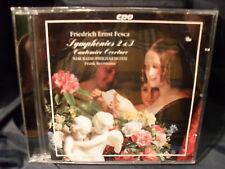 Friedrich Ernst Fesca - Symphonies 2 & 3 -Frank Beermann & NDR Radiophilharmonie