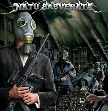 NATU SABVERATA - Existing To Ensure Your Destruction - CD