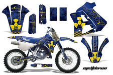 Yamaha WR250z Graphics Kit AMR Racing Bike Decal Sticker Parts WR 91-93 MELTDOWN