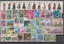SPAIN - ESPAÑA - YEAR 1969 COMPLETE WITH ALL THE STAMPS MNH