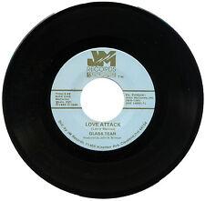 """VETRO LACRIMA """"LOVE attacco-Vocal C/W strumentale"""" KILLER anni'80 Soul ascolta!"""