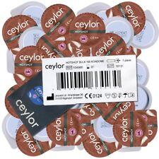 Ceylor «Hotshot» 100 Kondome mit extra enger Öffnung,Bulk-Pack