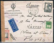 1937.-  MADRID A PARIS (FRANCIA)