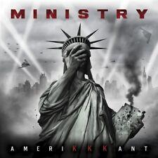 Ministry - Amerikkkant [New CD]