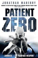 Patient Zero,Jonathan Maberry- 9780575086920