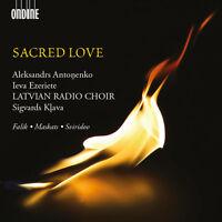 Falik / Maskats / Svidirov - Sacred Love [New CD]