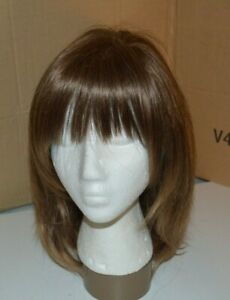 POST FREE ROP Amore MARIE Colour Marble Brown  Rene of Paris Amore MONO Wig