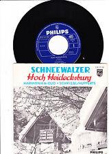 Pop Vinyl-Schallplatten (1980er) mit 45 U/min-Geschwindigkeit (kein Sampler)