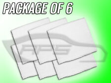 C35667 CABIN AIR FILTER FOR XB XD CAMRY 4RUNNER - PACKAGE OF 6 - 2015+ MODELS