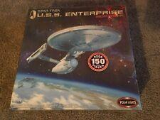 Star Trek NCC-1701 A Plastic model kit. Polar Lights 1:350 Scale. New Condition.