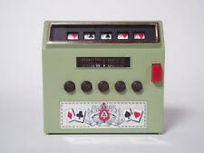 Waco Draw Poker Electronic Handheld Game