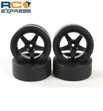 Tamiya Pre-mounted Drift Tires 4 26mm: TT01 TAM9400564