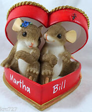 Charming Tails Figurine You'll Always Have a Place in My Heart Martha and Bill