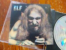 Elf Self titled 1974 CD Ronnie James Dio Rainbow Black Sabbath NEAR MINT
