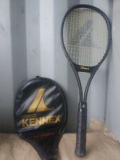Pro Kennex Graphite Light Ext Longstring Tennis Racket 4 5/8 Grip w/Cover