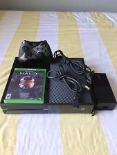 Microsoft Xbox One Original 500GB Console Bundle with Halo MCC (Used) (Black)