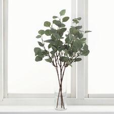 Artificial Eucalyptus Leaf Branch Simulation Plant Fake Foliage Wedding Decor
