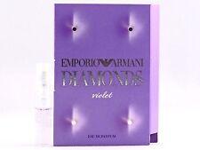 GIORGIO ARMANI EMPORIO ARMANI DIAMONDS VIOLET EDP 1.5ml .05oz x 1 SPRAY SAMPLE