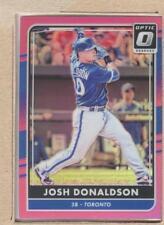Josh Donaldson 161 2016 Donruss Optic Pink (Prizm)