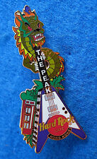 HONG KONG the PEAK FLYING V GUITAR DRAGON TRAM RIDE Hard Rock Cafe PIN LE