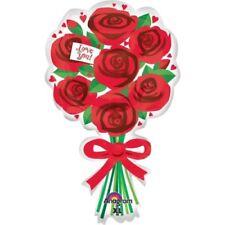 Palloncini rossi marca Amscan per feste e party tutte le occasioni