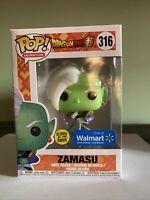 Funko POP! Dragonball Z DBZ Zamasu GITD Glow in the Dark #316 Walmart Exclusive