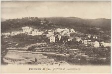 PANORAMA DI TOSI - DINTORNI DI VALLOMBROSA - REGGELLO (FIRENZE) 1909