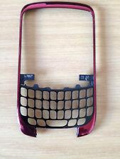 Blackberry Curve 8520 Original Faja Roja cubierta frontal