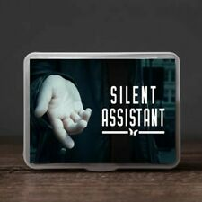 Silent Assistant Silent Assistant Invisible Magnetic Ring Silent Dark Device Inv