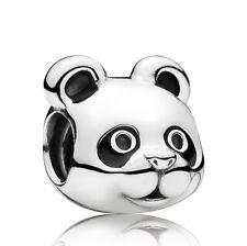 "Genuine Pandora Charm ""Peaceful Panda"" - 791745EN16 - retired"