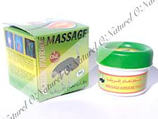 Crème Massage Autruche BIO 100% Naturelle 30g Articulation Muscle Migraine...